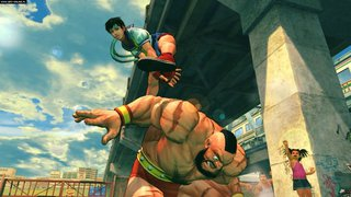 Street Fighter IV - screen - 2008-10-13 - 119458