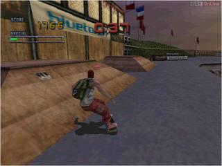 Tony Hawk's Pro Skater 2 - screen - 2001-02-22 - 1741