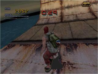 Tony Hawk's Pro Skater 2 - screen - 2001-02-22 - 1745