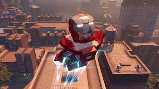 LEGO Marvel's Avengers - screen - 2015-12-21 - 313283