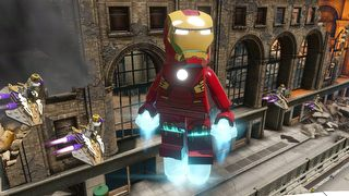 LEGO Marvel's Avengers - screen - 2015-12-21 - 313288