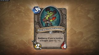 Hearthstone: Blackrock Mountain id = 296227