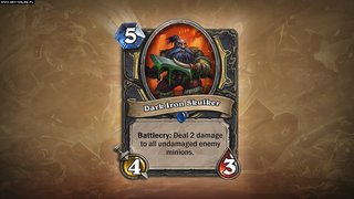 Hearthstone: Blackrock Mountain id = 296231
