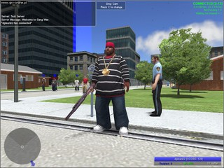 Gang War: The Urban Gang Simulator id = 61147