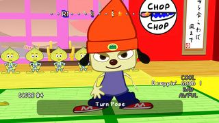 PaRappa the Rapper Remastered id = 335365