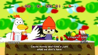 PaRappa the Rapper Remastered id = 335367