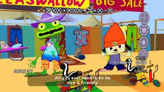 PaRappa the Rapper Remastered id = 335368