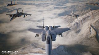 Ace Combat 7: Skies Unknown id = 338018