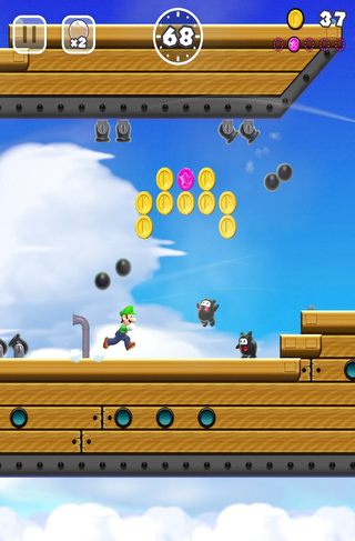 Super Mario Run - screen - 2016-12-12 - 335815