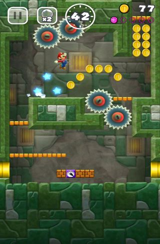 Super Mario Run - screen - 2016-12-12 - 335818