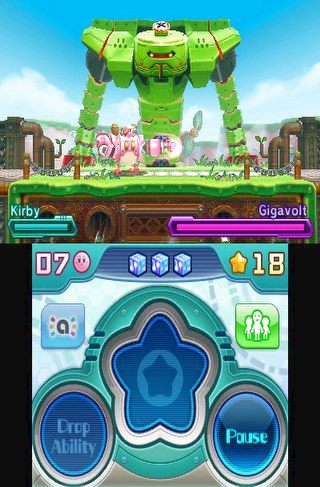 Kirby: Planet Robobot id = 317304