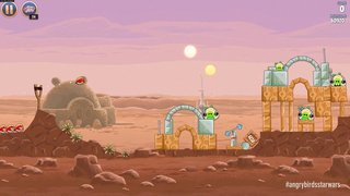 Angry Birds Star Wars - screen - 2012-11-12 - 251362