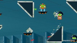 Angry Birds Star Wars - screen - 2012-11-12 - 251364