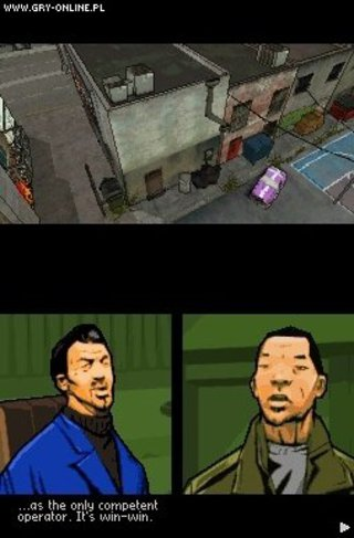 Grand Theft Auto: Chinatown Wars - screen - 2009-03-17 - 139597
