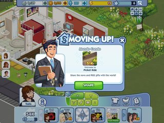 The Sims Social - screen - 2011-09-12 - 219349