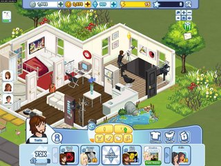 The Sims Social - screen - 2011-09-12 - 219350