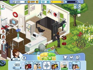 The Sims Social - screen - 2011-09-12 - 219351