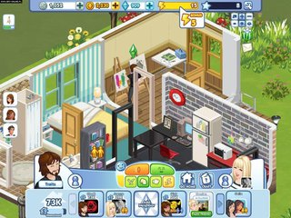 The Sims Social - screen - 2011-09-12 - 219352