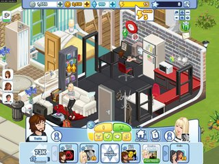 The Sims Social - screen - 2011-09-12 - 219353