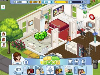 The Sims Social - screen - 2011-09-12 - 219354