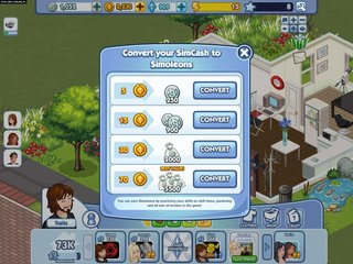 The Sims Social - screen - 2011-09-12 - 219355