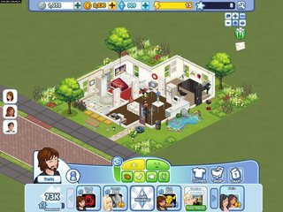 The Sims Social - screen - 2011-09-12 - 219356