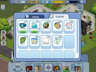 The Sims Social - screen - 2011-09-12 - 219357