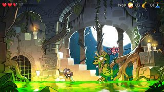 Wonder Boy: The Dragon's Trap id = 323714