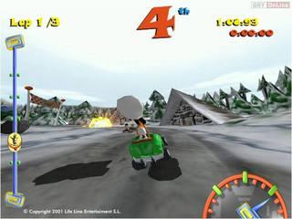 Odjazdowy Rajd - screen - 2001-06-19 - 5524