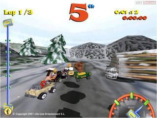 Odjazdowy Rajd - screen - 2001-06-19 - 5525