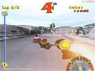 Odjazdowy Rajd - screen - 2001-06-19 - 5526
