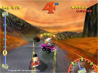 Odjazdowy Rajd - screen - 2001-06-19 - 5527