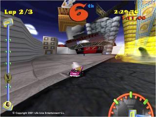 Odjazdowy Rajd - screen - 2001-06-19 - 5529