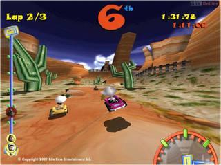 Odjazdowy Rajd - screen - 2001-06-19 - 5531