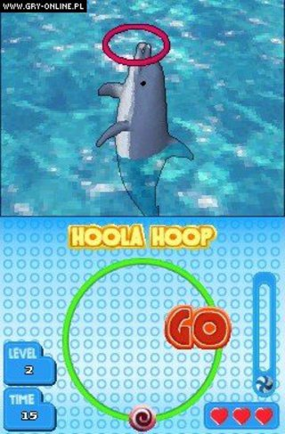 dolphin trainer game