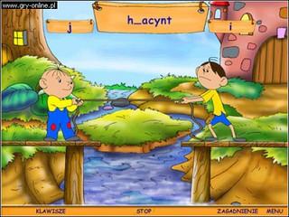 Bolek i Lolek na tropie zaginionej księgi ortografii - screen - 2005-07-18 - 50783