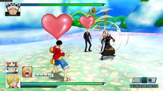 One Piece: Unlimited World Red id = 284982