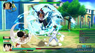 One Piece: Unlimited World Red id = 284984