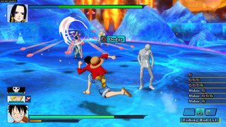 One Piece: Unlimited World Red id = 284985