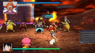One Piece: Unlimited World Red id = 284987