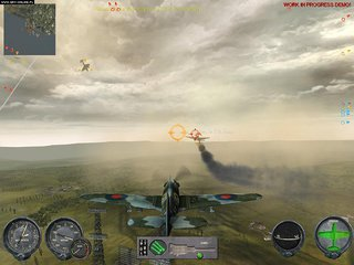 Combat Wings: Bitwa o Anglię - screen - 2006-09-05 - 72364
