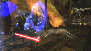 Star Wars: The Force Unleashed - screen - 2008-11-18 - 123647