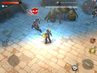 Dungeon Hunter 5 - screen - 2015-08-24 - 306406