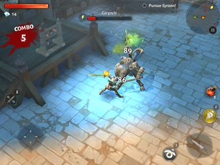 Dungeon Hunter 5 - screen - 2015-08-24 - 306412