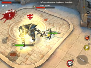 Dungeon Hunter 5 - screen - 2015-08-24 - 306414