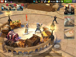 Dungeon Hunter 5 - screen - 2015-08-24 - 306415