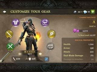 Dungeon Hunter 5 id = 306416