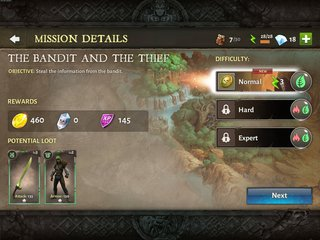 Dungeon Hunter V - screen - 2015-08-24 - 306417