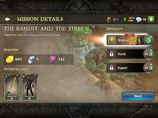 Dungeon Hunter 5 id = 306417