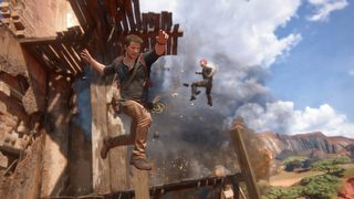 Uncharted 4: A Thief's End id = 318804